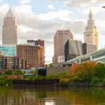 Cleveland, OH skyline