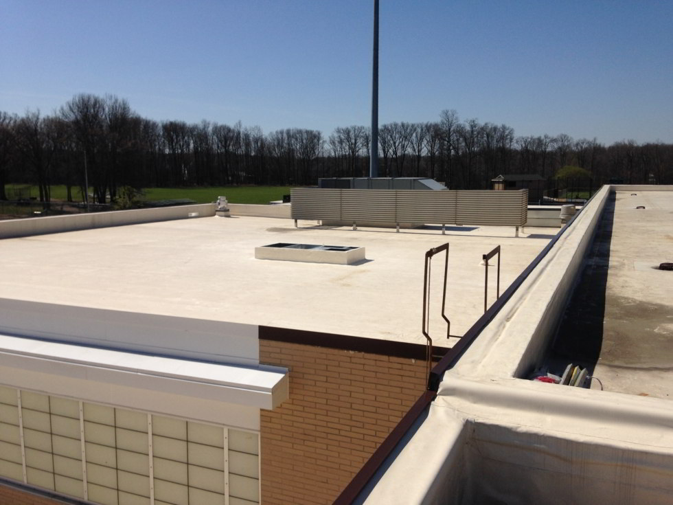Commercial Roof Repairs in Ohio